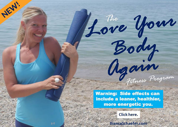Love Your Body Again Fitness Program